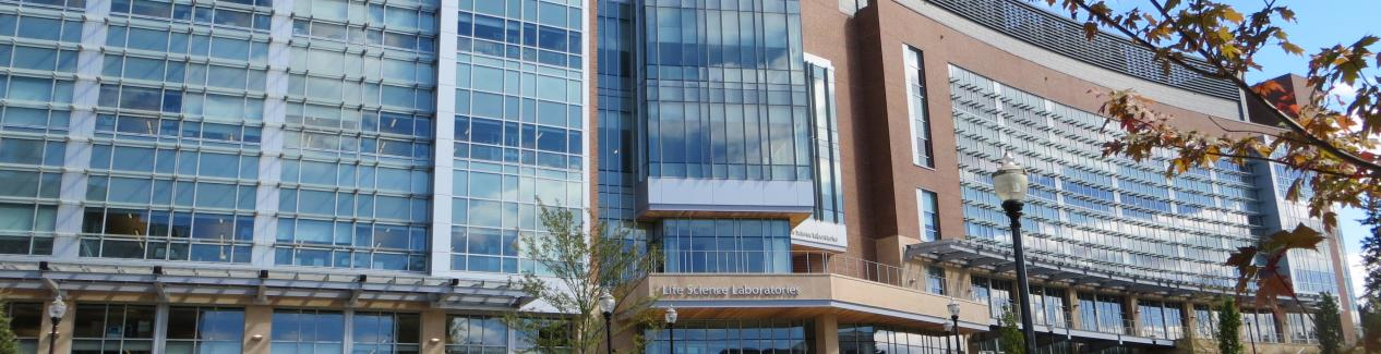 Life Science Laboratories Building at UMass Amherst